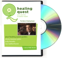 Healing Quest Deepak Chopra Compilation DVD
