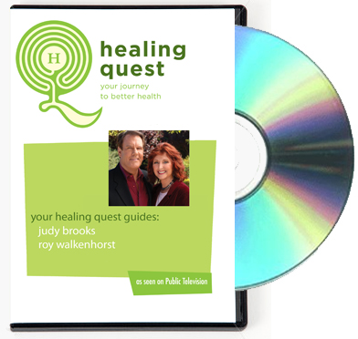 Healing Quest DVD Seasons 1-3