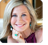 Healing Quest Co-Host Olivia Newton-John