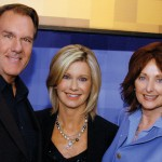 Co-Hosts Olivia Newton-John, Judy Brooks, Roy Walkenhorst 2009