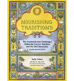 Nourishing Traditions Cookbook at Radiant Life