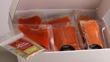 Wild Alaskan Salmon Sampler