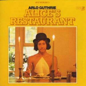 CD: Alice's Restaurant