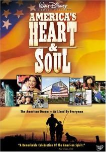 DVD: America's Heart & Soul