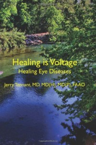 Healing Is Voltage: Healing Eye Disease